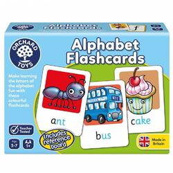 Joc educativ Engleza Alphabet Flashcards ORCHARD TOYS