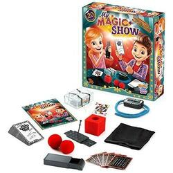 My Magic Show - Spectacolul meu de Magie - Set Magic BUKI FRANCE
