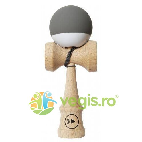 kendama play grip 2k - gri+alb
