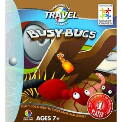 Busy Bugs 7 ani+ (Magnetic Travel Games) Smart Games
