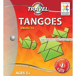 Tangoes Objects 5 ani+ (Magnetic Travel Games) Smart Games
