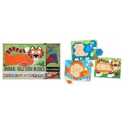 Set de sabloane cu animale - Melissa and Doug