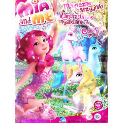 Mia and me - Coliere magice TRIDIMENSIONAL