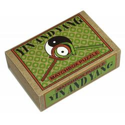 Matchbox Puzzle - Yin and Yang PROFESSOR PUZZLE LTD.