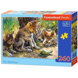 Puzzle 260 Castorland - The Shell Game
