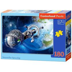 Puzzle 180 Castorland - Interstellar Spaceship