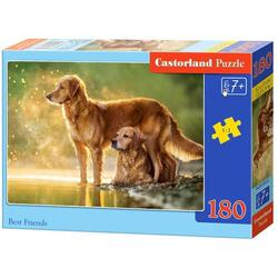 Puzzle 180 Castorland - Best Friends