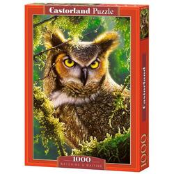 Puzzle 1000 Castorland - Watching and Waiting