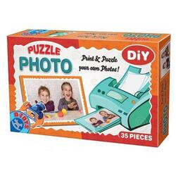 Puzzle Photo 35 - Print and Puzzle Your Own Photos (68569-01) D TOYS