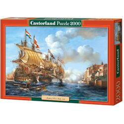 Puzzle 2000 Castorland - Battle of Porto Bello