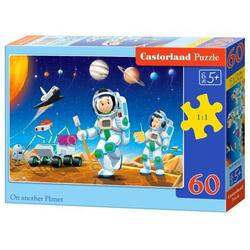 Puzzle 60 Castorland - On another Planet