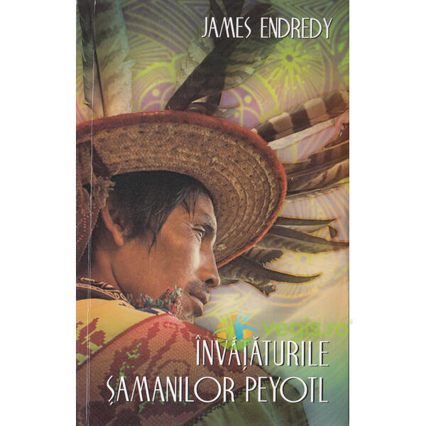 Invataturile samanilor peyotl - James Endredy