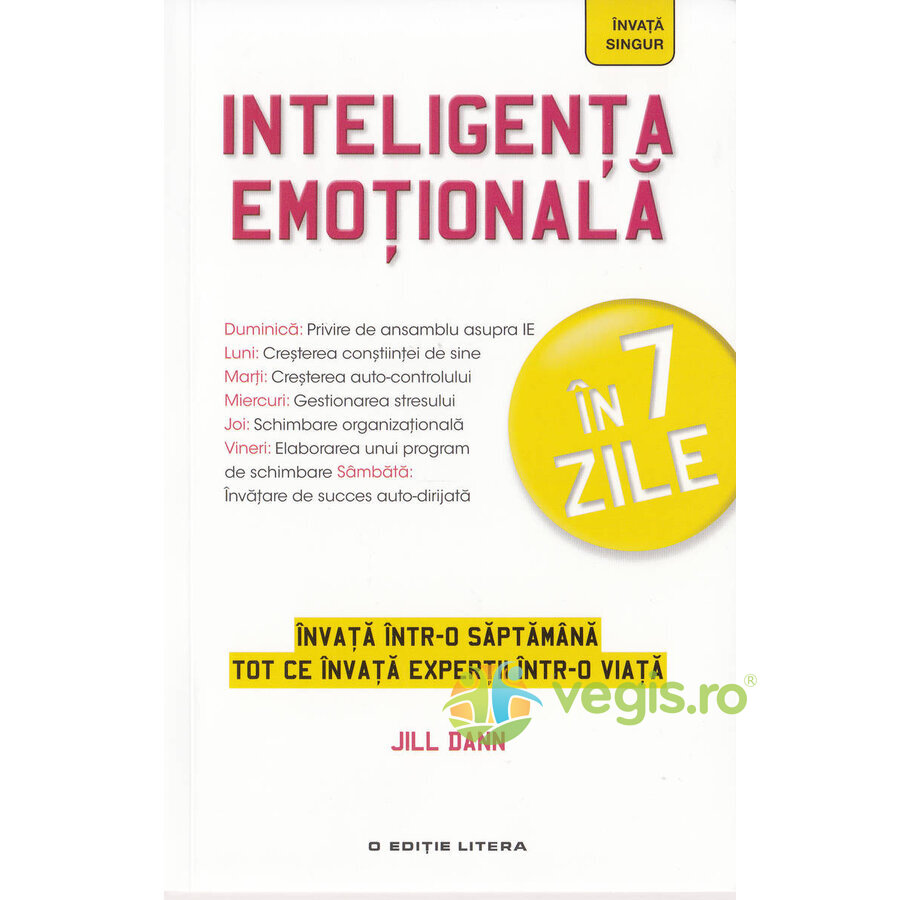 Inteligenta emotionala – Jill Dann