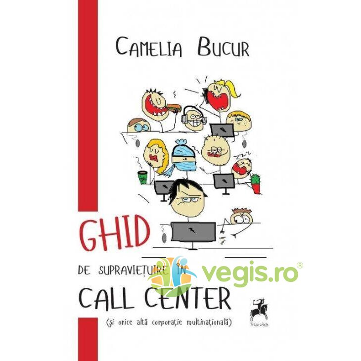 Ghid de supravietuire in Call Center – Camelia Bucur