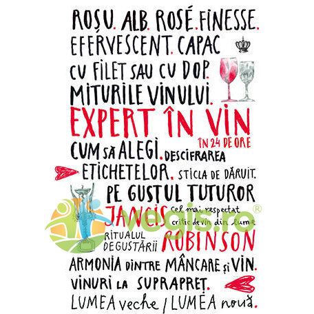 Expert in vin in 24 de ore - Jancis Robinson thumbnail