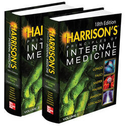 Harrison S - Principles of internal medicine - Editia 18 + Dvd