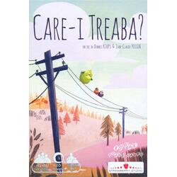 Care-i treaba? STRAWBERRY STUDIO