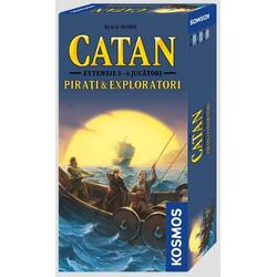 Catan - Pirati si Exploratori. Extensie 5-6 jucatori
