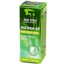 Ulei esential de tea tree cu aloe vera 10ml