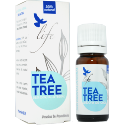 Ulei Esential de Tea Tree 10ml BIONOVATIV