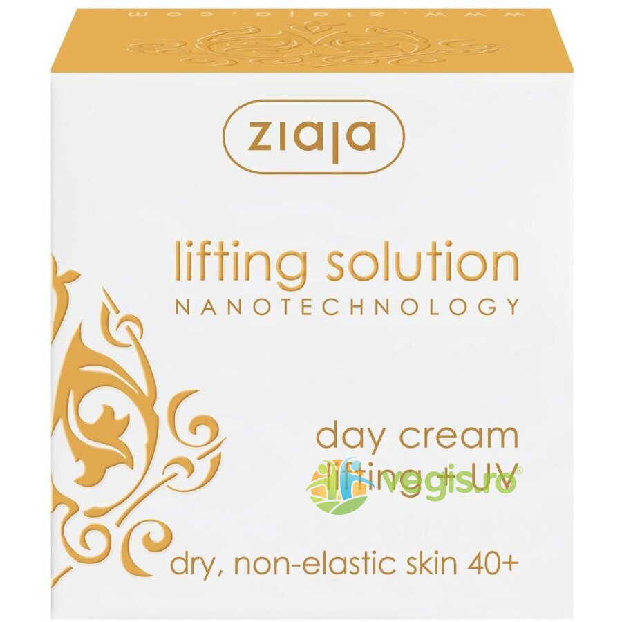 ZIAJA Crema De Zi Antirid 40+ SPF 10 50ml – Lifting Solution