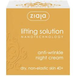 Crema De Noapte Antirid 40+ 50ml - Lifting Solution ZIAJA