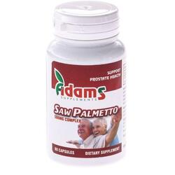 Palmier Pitic (Saw Palmetto) 500mg 60cps ADAMS VISION