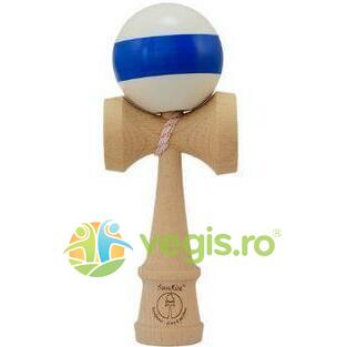 Kendama - Sunrise Stripes Classic Competition Alb+albstru