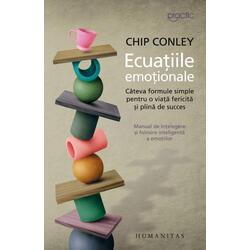Ecuatiile emotionale - Chip Conley
