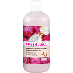 Gel de Dus cu Pitaya si Macadamia 500ml FRESH JUICE