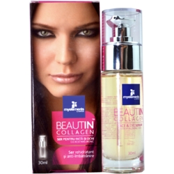 Beautin Collagen Ser pentru Ten si Ochi 30ml