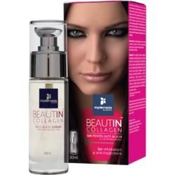 Beautin Collagen Ser pentru Ten si Ochi 30ml MYELEMENTS