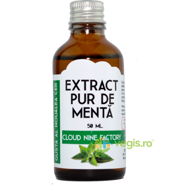 Extract Pur de Menta 50ml CLOUD NINE FACTORY™