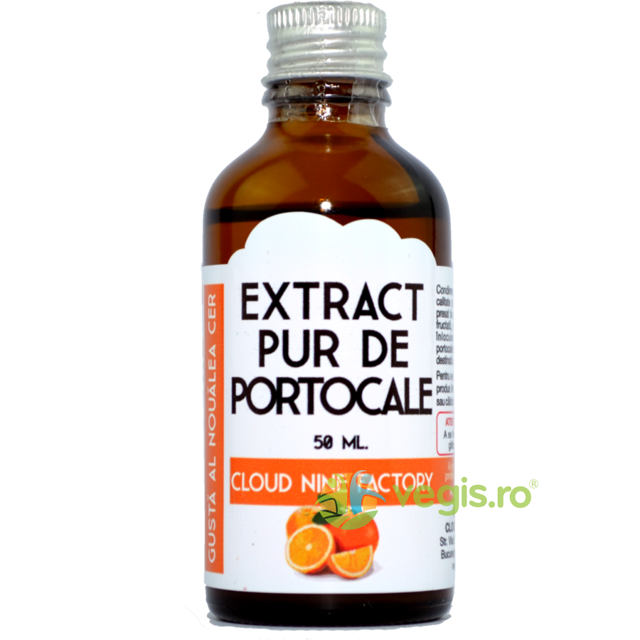 Extract Pur de Portocale 50ml