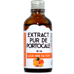 Extract Pur de Portocale 50ml CLOUD NINE FACTORY™