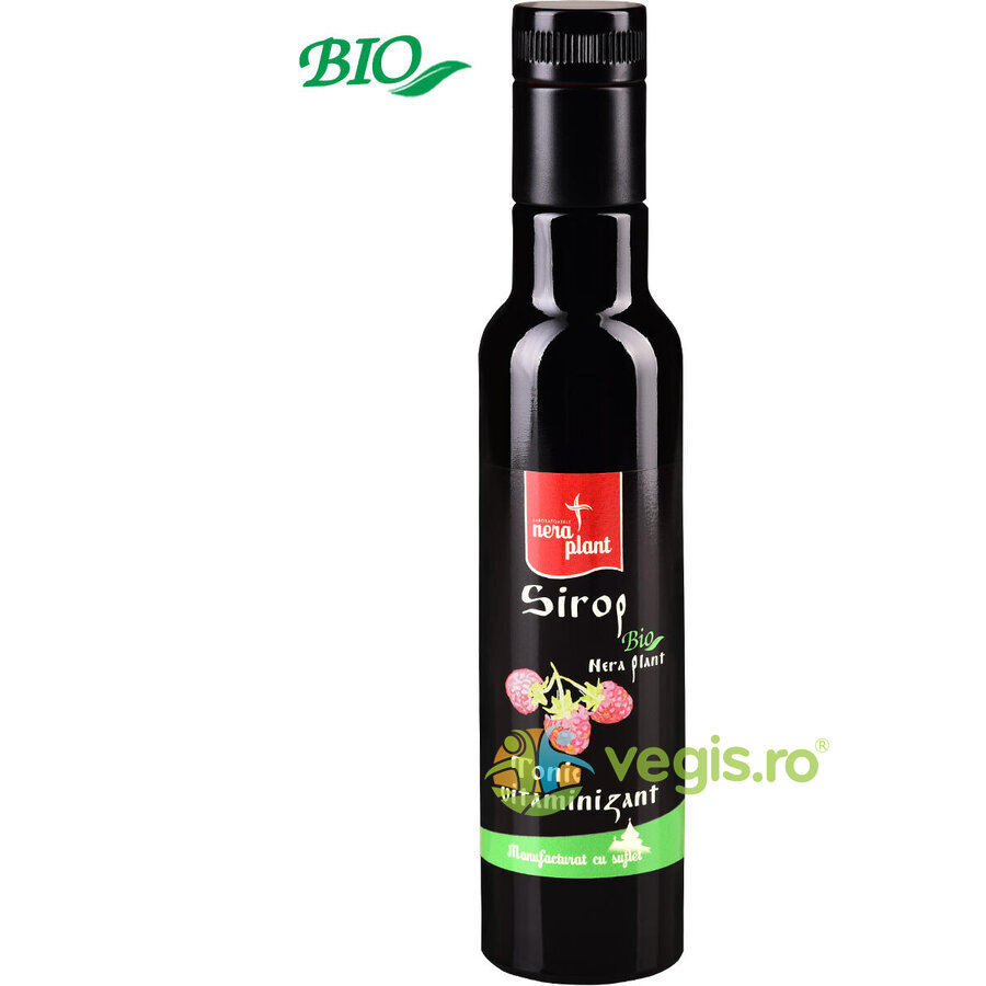 Sirop Tonic Vitaminizant Ecologic/Bio 250ml thumbnail