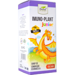 Sirop Imuno Plant Junior cu Miere 200ml
