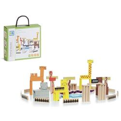 Animal blocks. Joc de constructie, Zoo BUITENSPEEL