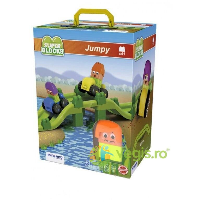 super blocks, jumpy