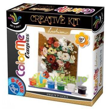 Color me Canvas - Luchian D TOYS