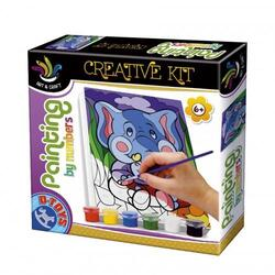 Painting by numbers - Creative kit