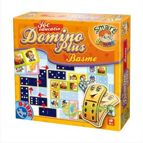 Domino plus - Basme D TOYS