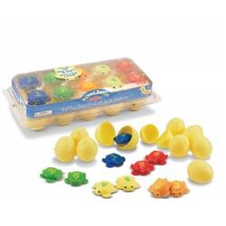 Sunny patch, Taffy turtle. Cofrajul cu oua, Broscutele testoase MELISSA AND DOUG