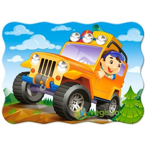 Puzzle 30. Off - Road Ride CASTORLAND