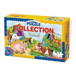 Puzzle collection, Animals. Animale D TOYS