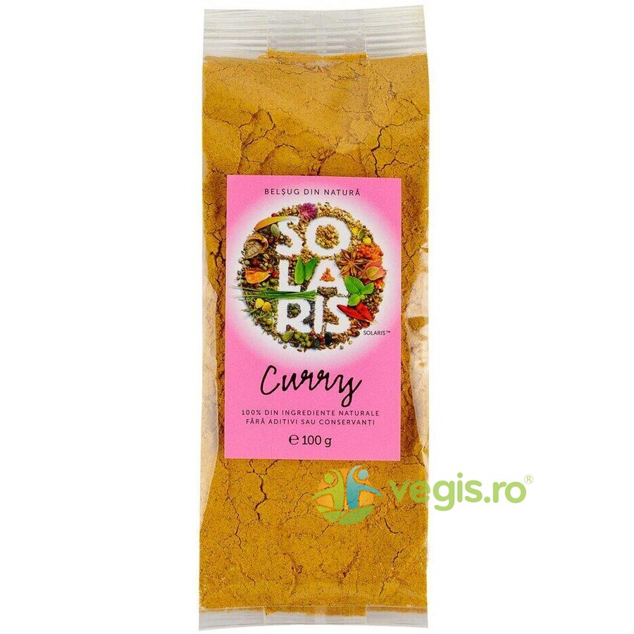 Condiment-Curry 100gr imagine produs 2021