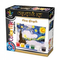 Color me canvas - Van Gogh (68538) D TOYS