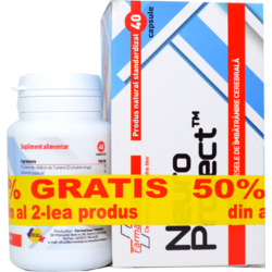 Neuro Protect 40cps 1+1-50% Gratis FARMACLASS