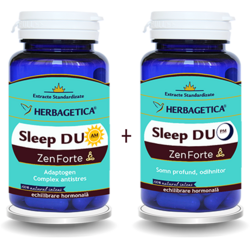 Sleep Duo Zen Forte 60Cps+60Cps Promo