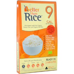 Orez din Konjac Ecologic/Bio 385g BETTER THAN FOODS